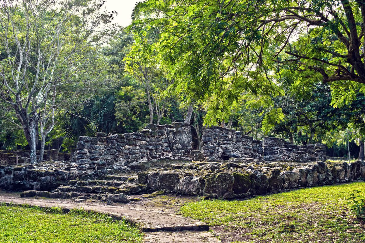The History of Cozumel