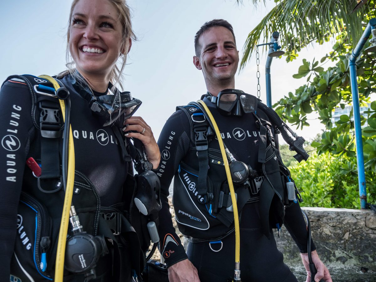 new diver tips top tips for new divers