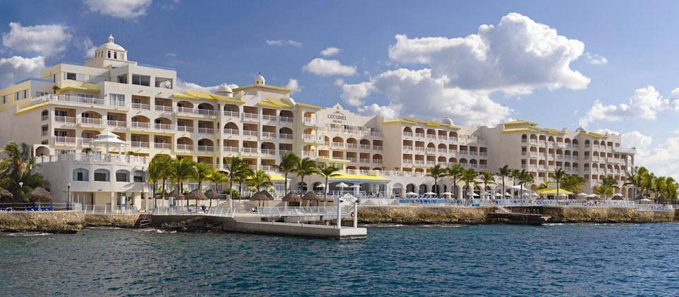 Cozumel best places to stay Cozumel Palace