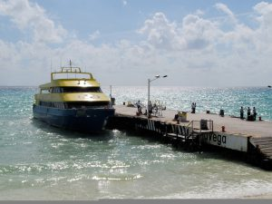 How to take the ferry | Cozumel to Playa del Carmen
