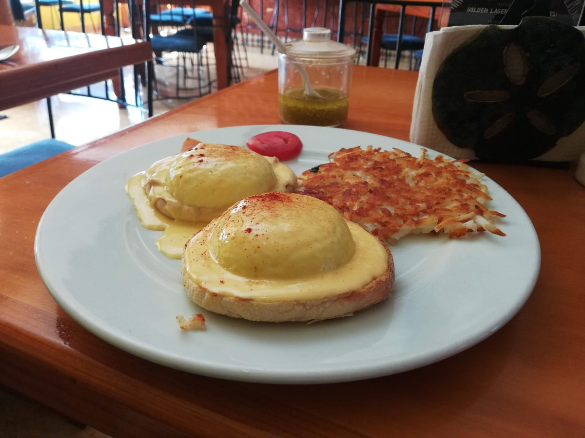 restaurant review Cozumel Rock'n Java