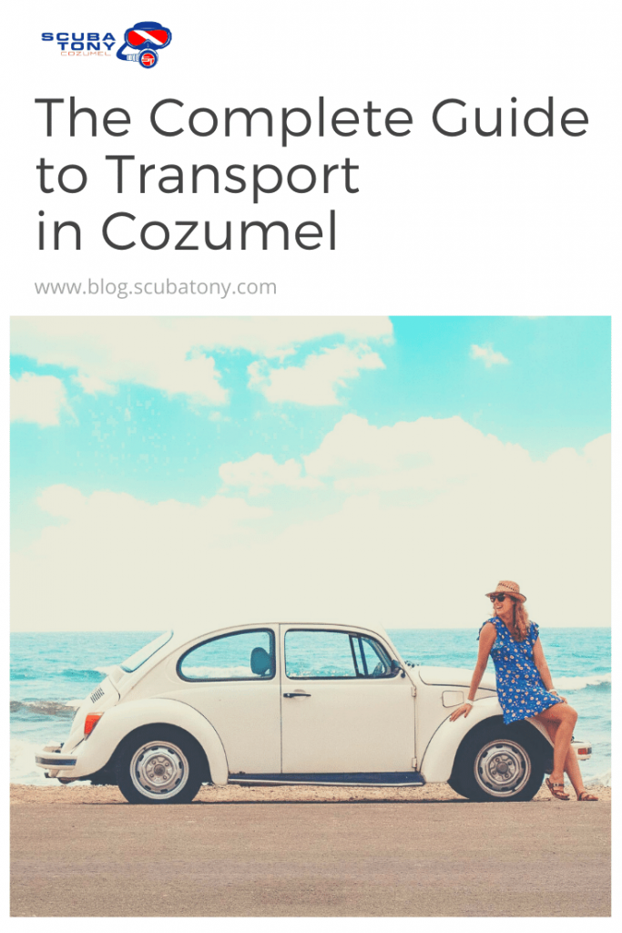The Complete Guide to Transport in Cozumel