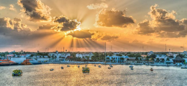 Best Places To Watch The Sunset In Cozumel
