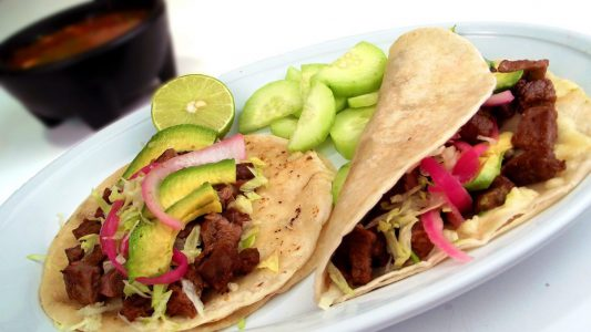 Best Tacos In Cozumel